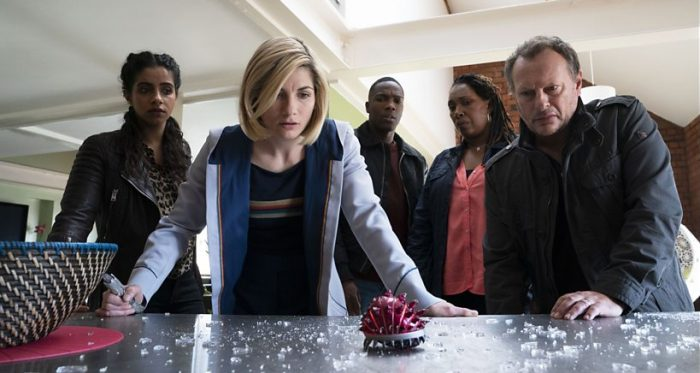 doctor who fugitive of the judoon review
