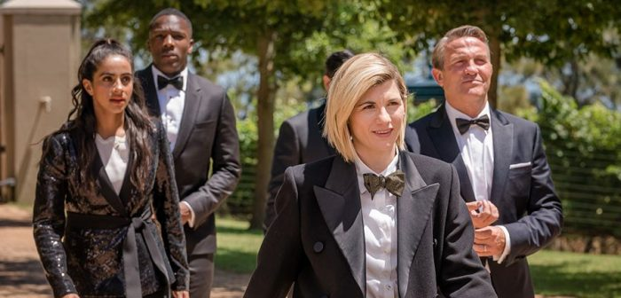 doctor who spyfall part 1 review