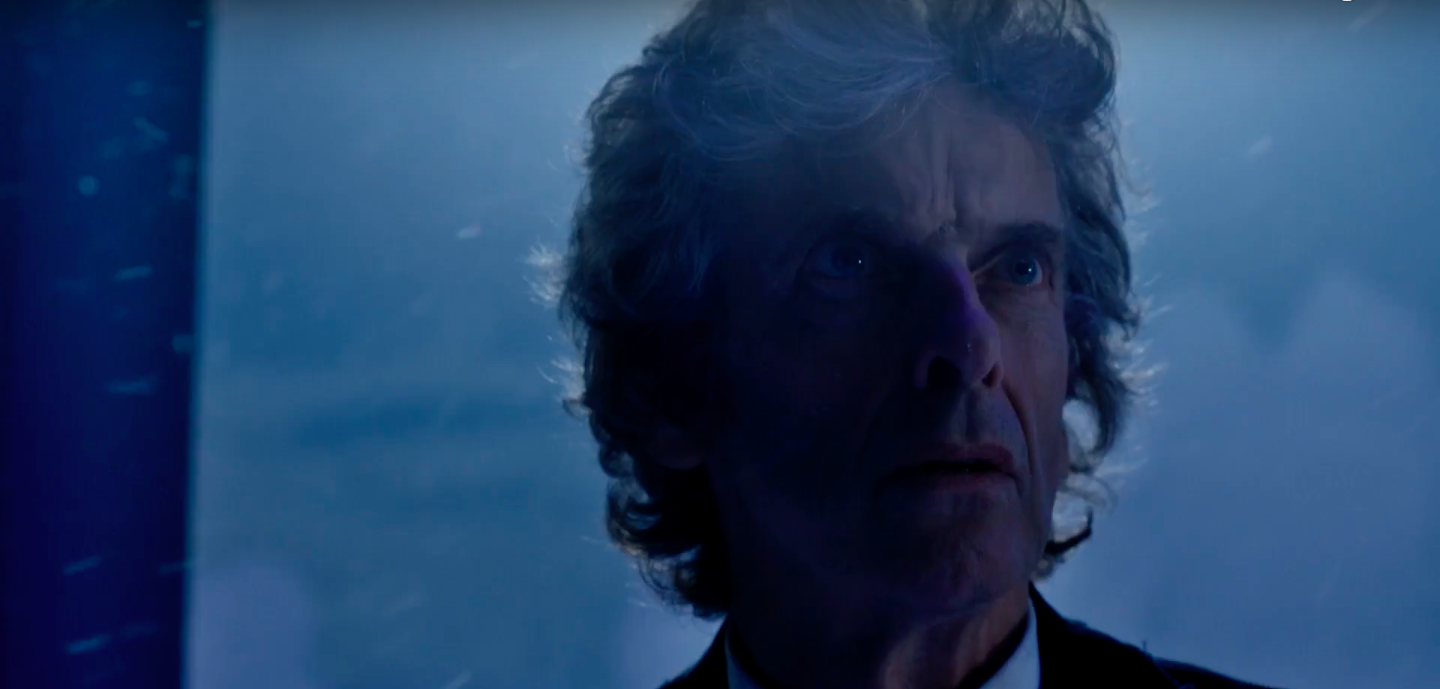 Doctor Who Twice Upon a Time Trailer: Doctor Who Christmas Special ...