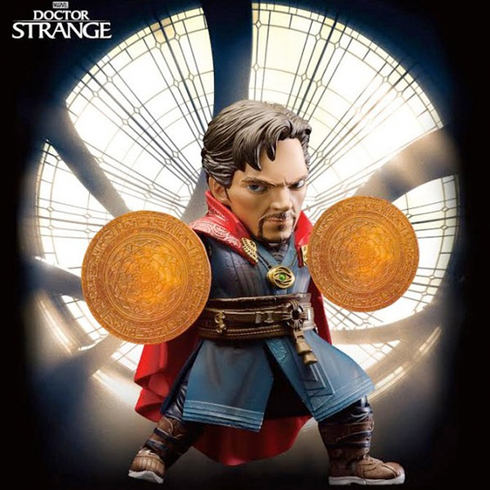 Doctor Strange Egg Attack Figure