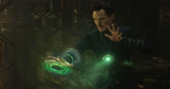 Doctor Strange Avenger Cameo