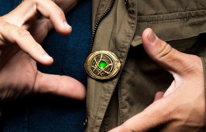 Doctor Strange - Eye of Agamotto Pin
