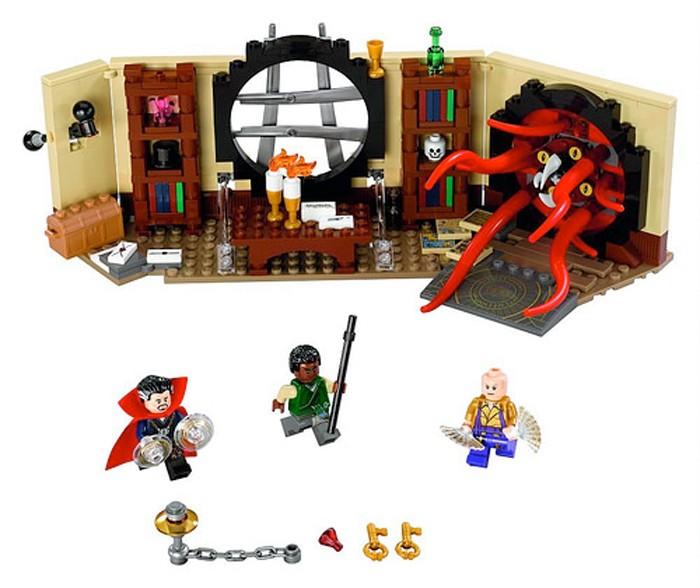 Doctor Strange LEGO Set