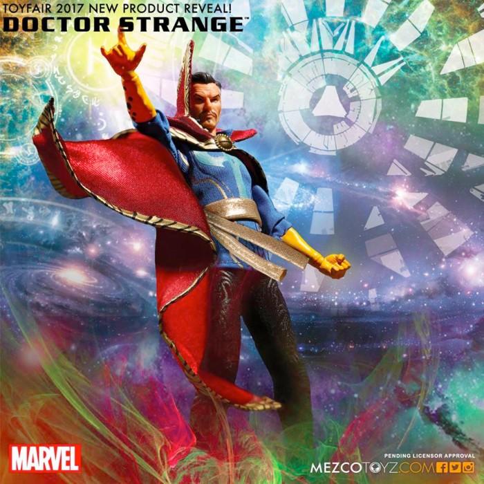 Doctor Strange Mezco Toyz Figure