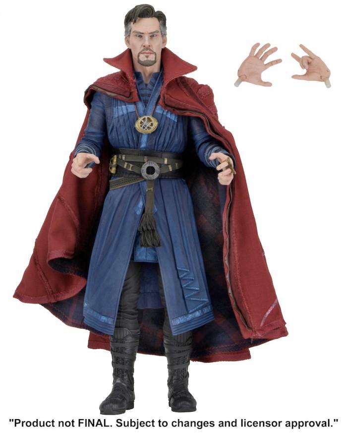 NECA Doctor Strange Figure