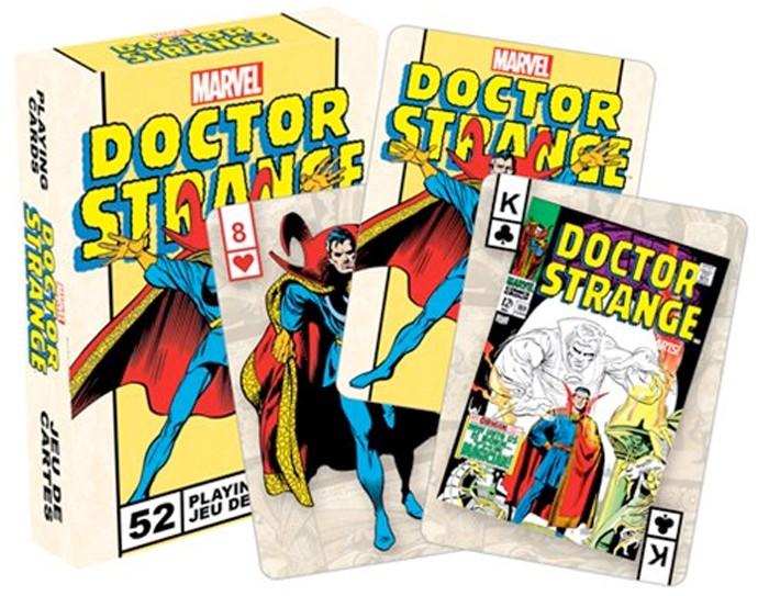 Doctor Strange Playing Cards