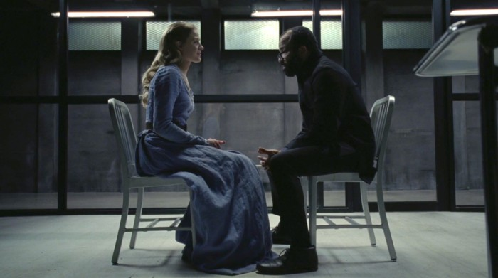 dolores and arnold in westworld