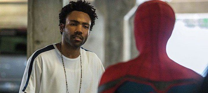 donald glover spider-man far from home