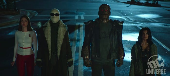 'Doom Patrol' Showrunner Previews Stories from Grant Morrison's Comic and Talks the Show's Version of Cyborg [Interview]