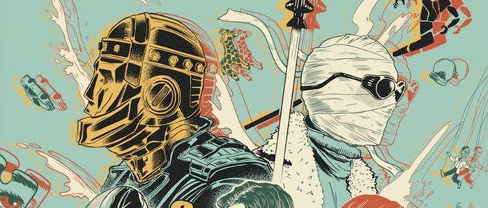 Doom Patrol SDCC 2019 Poster