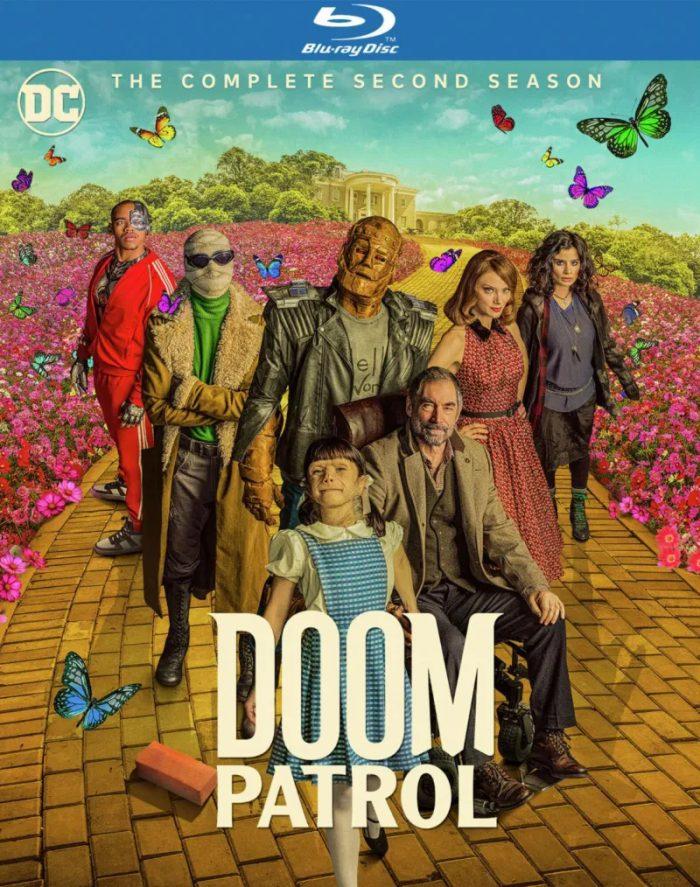 Doom Patrol Season 2 Blu-ray