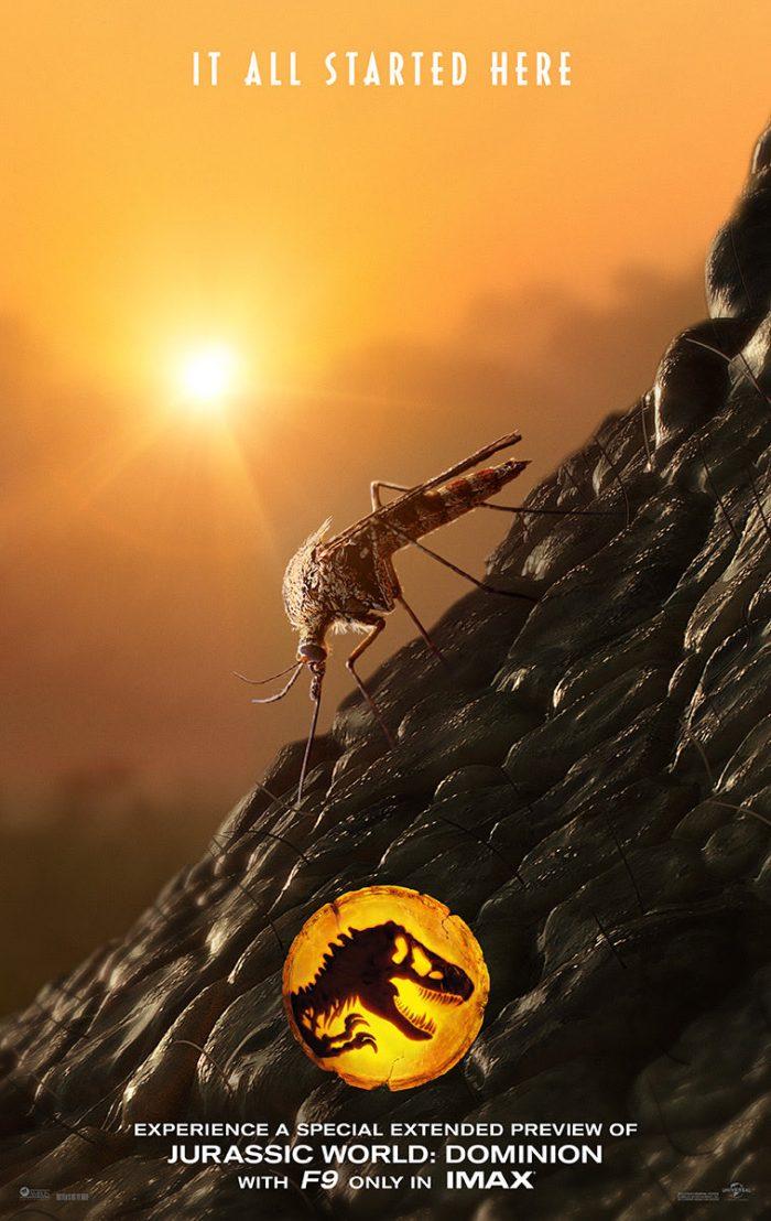 jurassic world dominion teaser poster