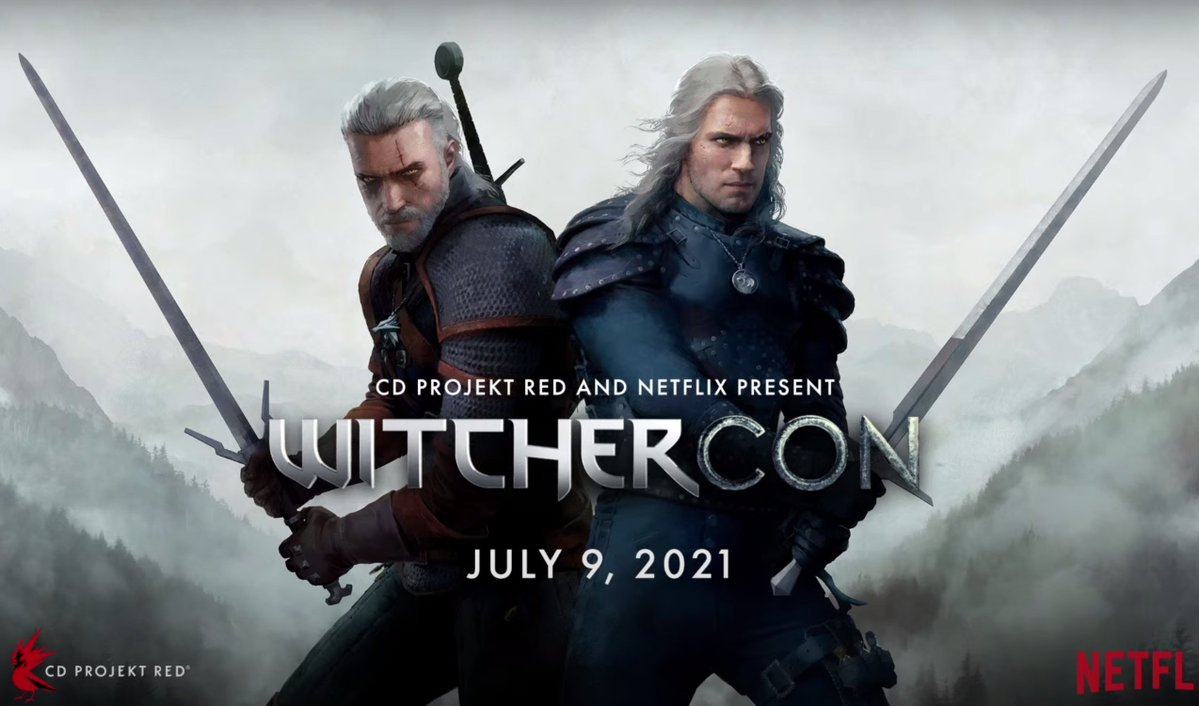 Netflix's 'The Witcher' Series Seems to Be Plotting Something With 'The Witcher' Video Game Developers