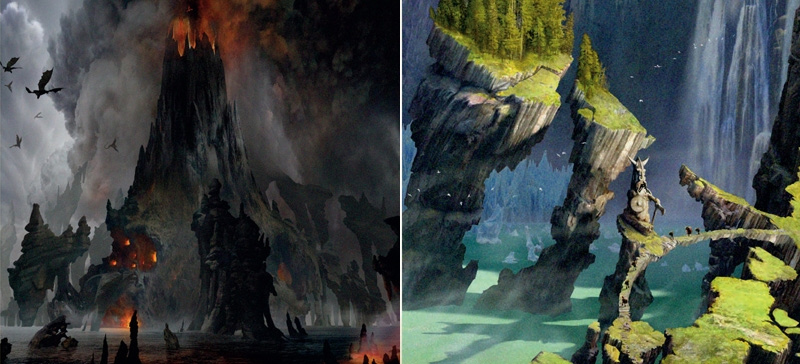 how to train your dragon concept art much cooler looking than the