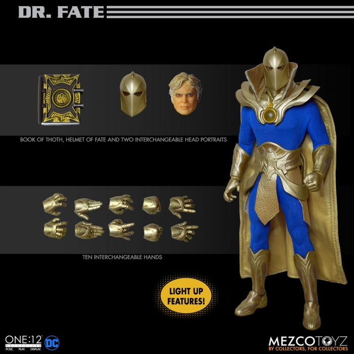 Dr. Fate One:12 Collective Figure