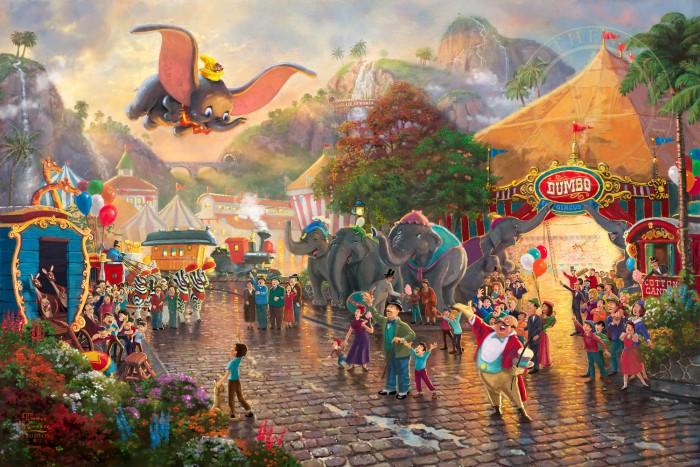 dumbo painting