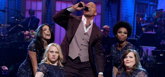 Dwayne Johnson - Saturday Night Live