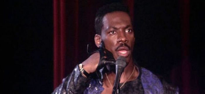 Eddie Murphy May Return to Stand-Up Comedy Over at Netflix