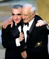 Elia Kazan and Martin Scorsese