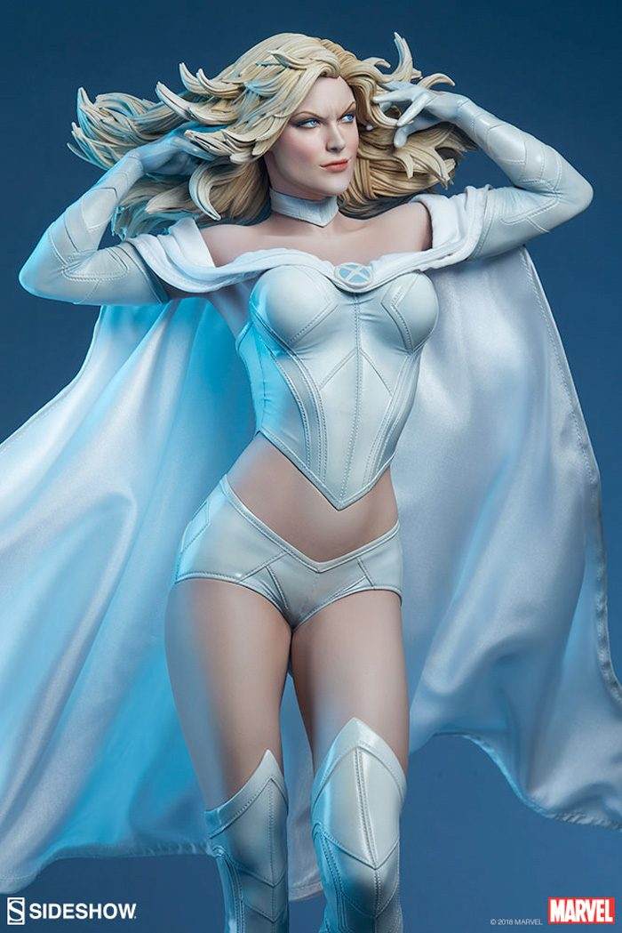 Emma Frost Sideshow Collectibles
