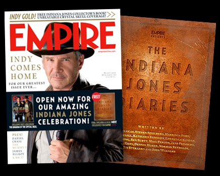 Indy on Empire Cover