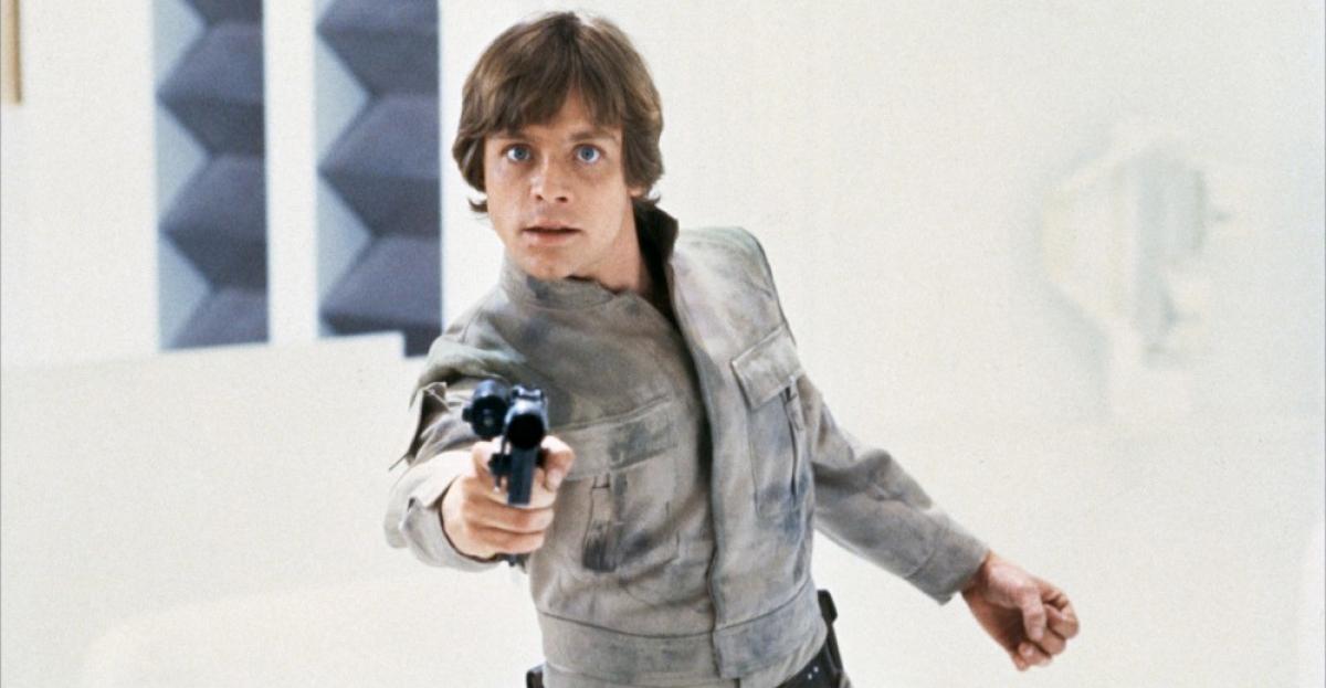 buy the luke skywalker blaster from the empire strikes back