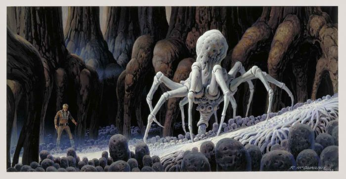 The Empire Strikes Back - Ralph McQuarrie Concept Art