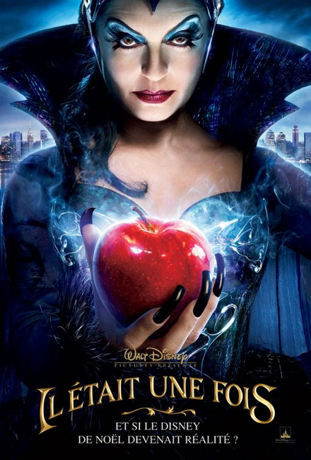 Enchanted International Movie Poster