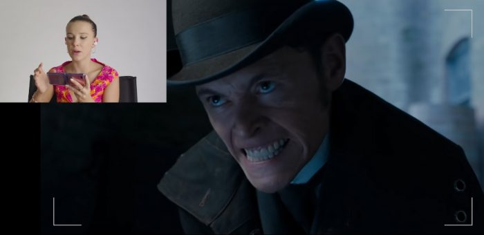 <div>The Morning Watch: 'Enola Holmes' Bloopers, Fight Breakdown & Behind the Scenes Featurette</div>