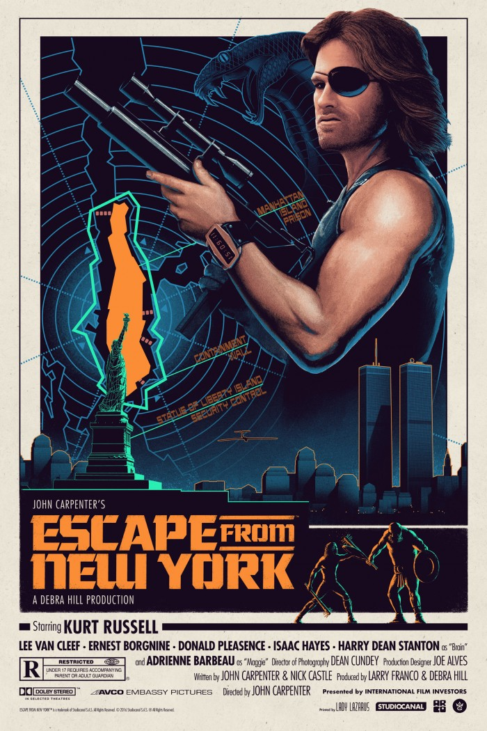 Escape from New York - Matt Ferguson