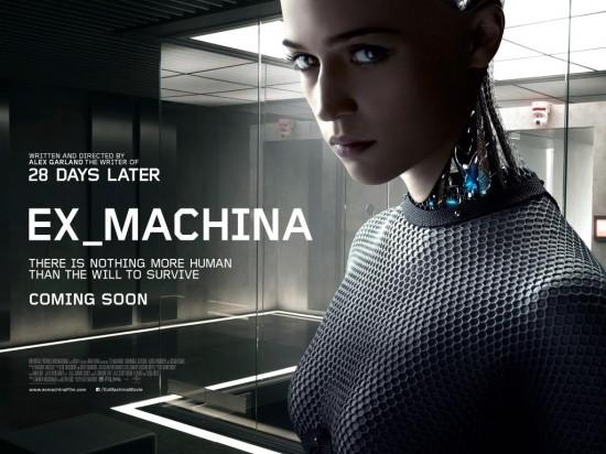 Alicia Vikander Ex Machina