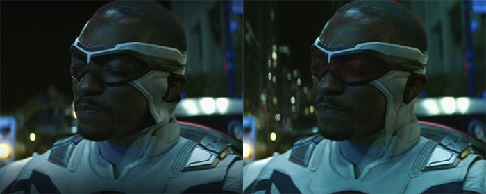 The Falcon and The Winter Soldier - VFX Goggles and Cowl