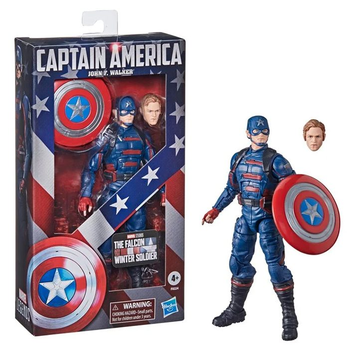 The Falcon and the Winter Soldier - John Walker Figure
