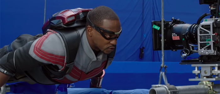 'Assembled: The Making of The Falcon and the Winter Soldier' Trailer Goes Beyond the Shield