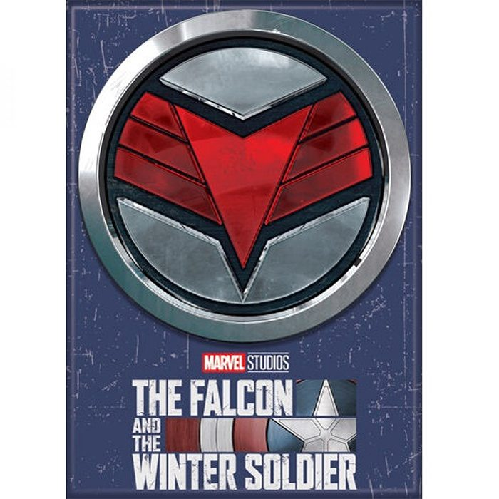 The Falcon and The Winter Soldier Magnet