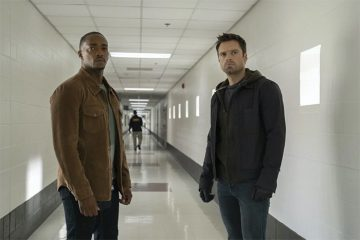 New The Falcon and the Winter Soldier Photos