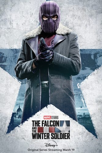The Falcon and the Winter Soldier Posters