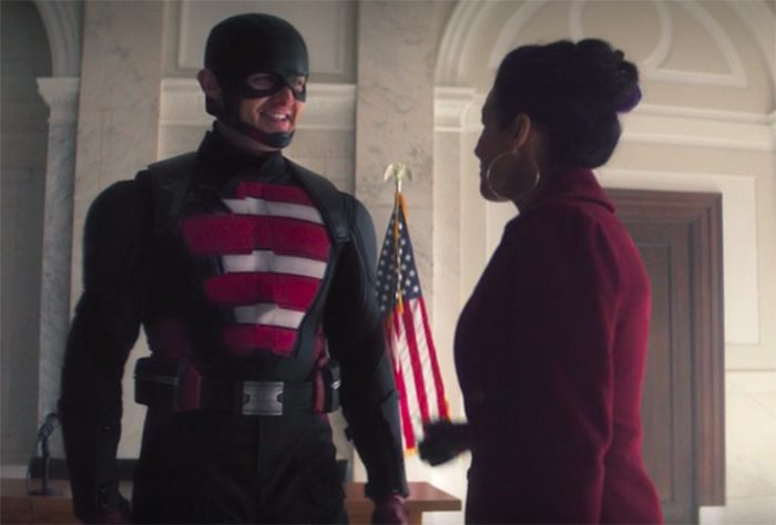 The Falcon and The Winter Soldier - US Agent