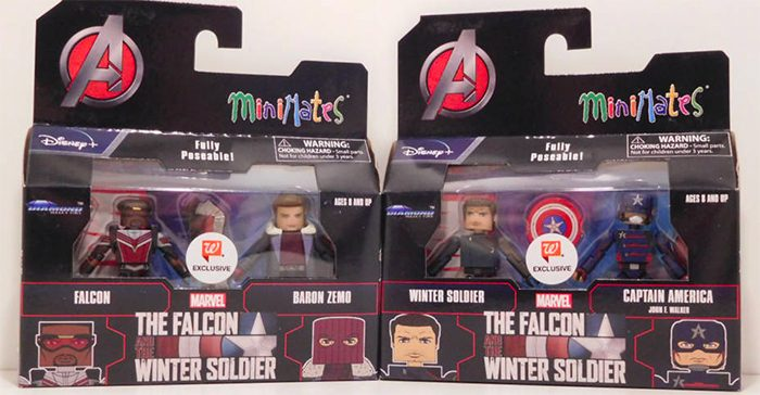 The Falcon and the Winter Soldier Vinimates