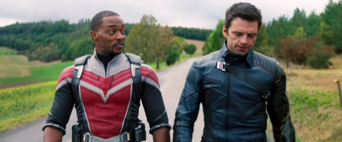 The Falcon and the Winter Soldier Featurette