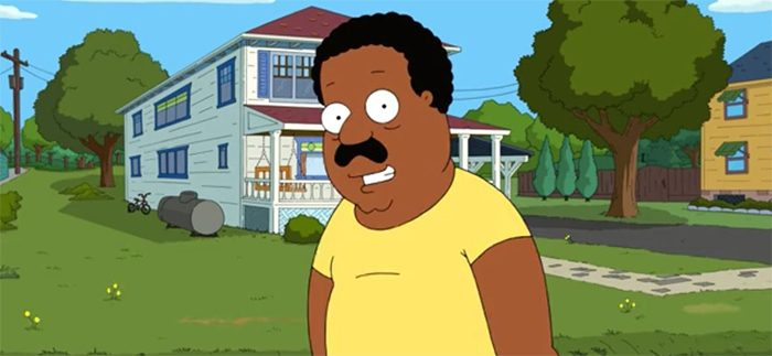 Family Guy - Cleveland Brown on The Cleveland Show