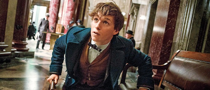 fantastic beasts and where to find them plott