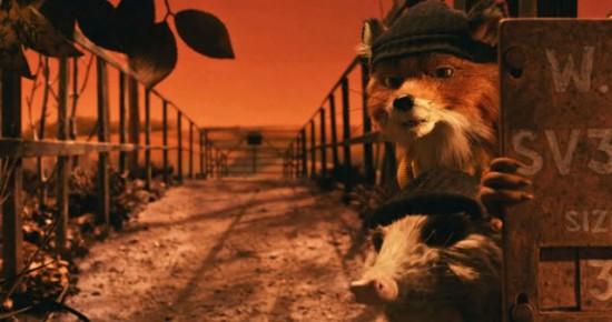 Fantastic Mr Fox Movie Trailer Film
