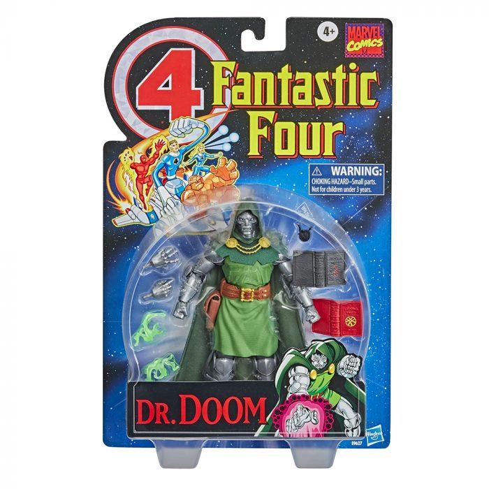 Fantastic Four - Marvel Legends Doctor Doom