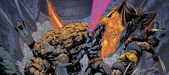 Fantastic Four - X-Men