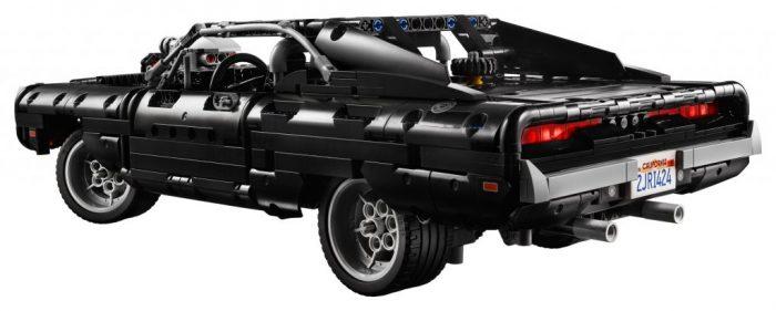 Fast and Furious LEGO Set