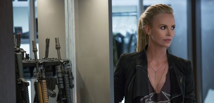 Charlize Theron is Fast to Lose the Dreads for Cipher
