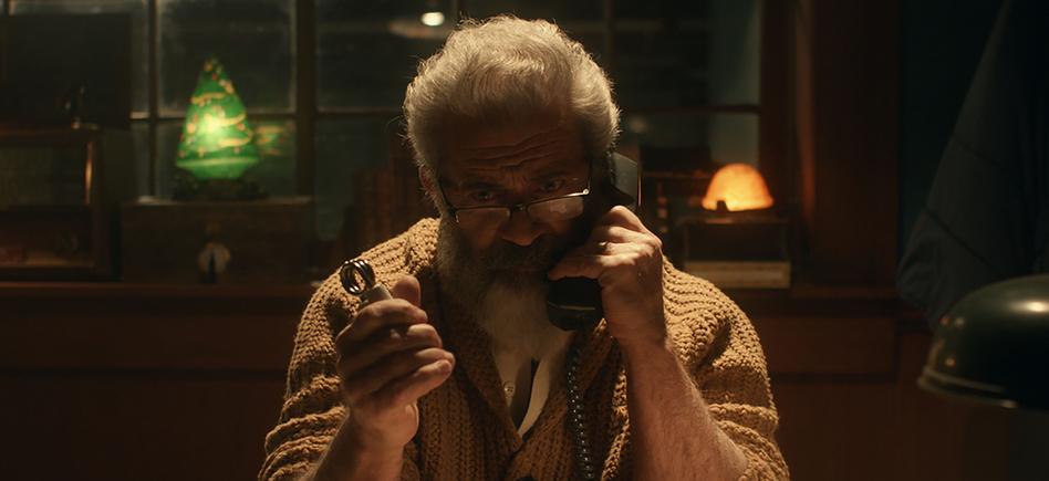 Fatman First Look Mel Gibson Is Santa Claus Film Fatman