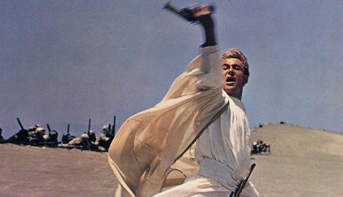 favorite movies lawrence of arabia