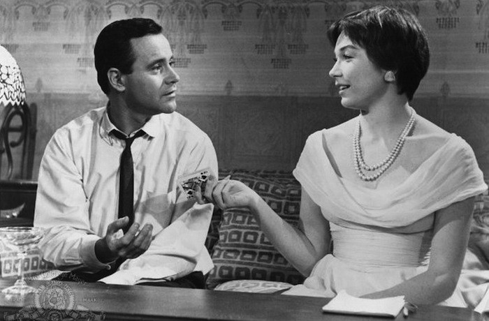 favorite movies the apartment